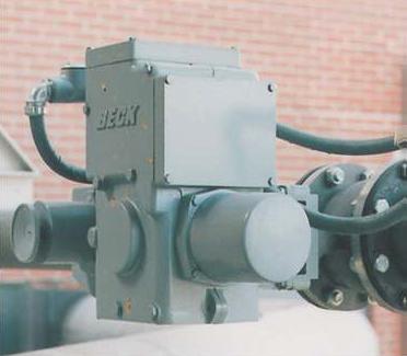 Atuador Elétrico Beck 1