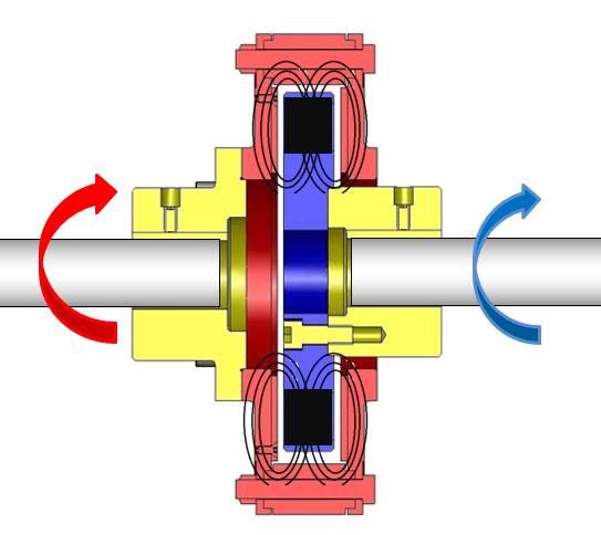 Acoplamento Magnético_desenho