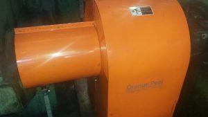 Protetor de Eixos Orange Peel