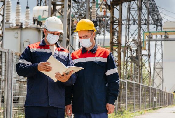 manutenção industrial na pandemia